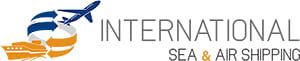 International Sea & Air Shipping Logo